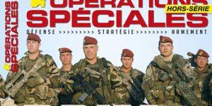HS Opérations Spéciales n°1 Le 1 RPIMa