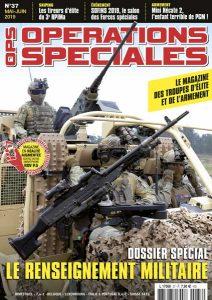 Couverture Opérations Spéciales #37