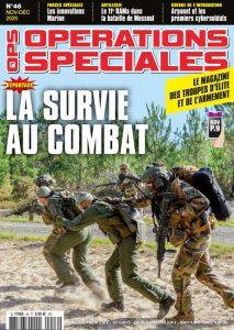 Couverture ops 46 : La survie au combat