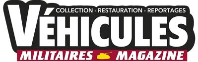 logo véhicules militaires magazine